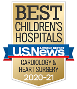 us news badge for cardiology