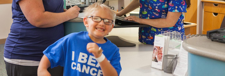 Hematology & Oncology | Children's Hospital & Medical Center