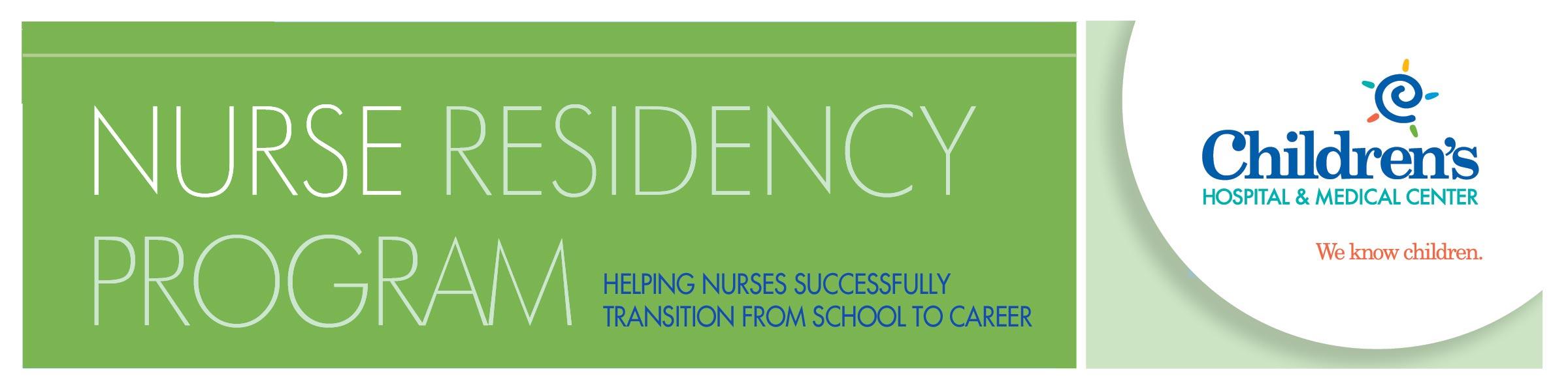 Nurse Residency Programs At Children's Hospital & Medical Center