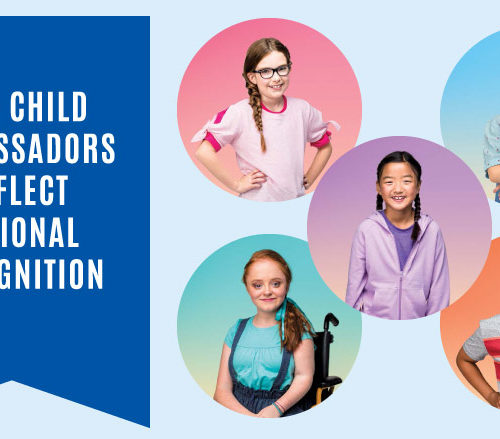 New Child Ambassadors Reflect National Recognition