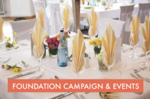 foundation campaign & events