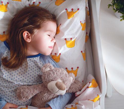 Sleep Tight: Why Children Need Regular Z's