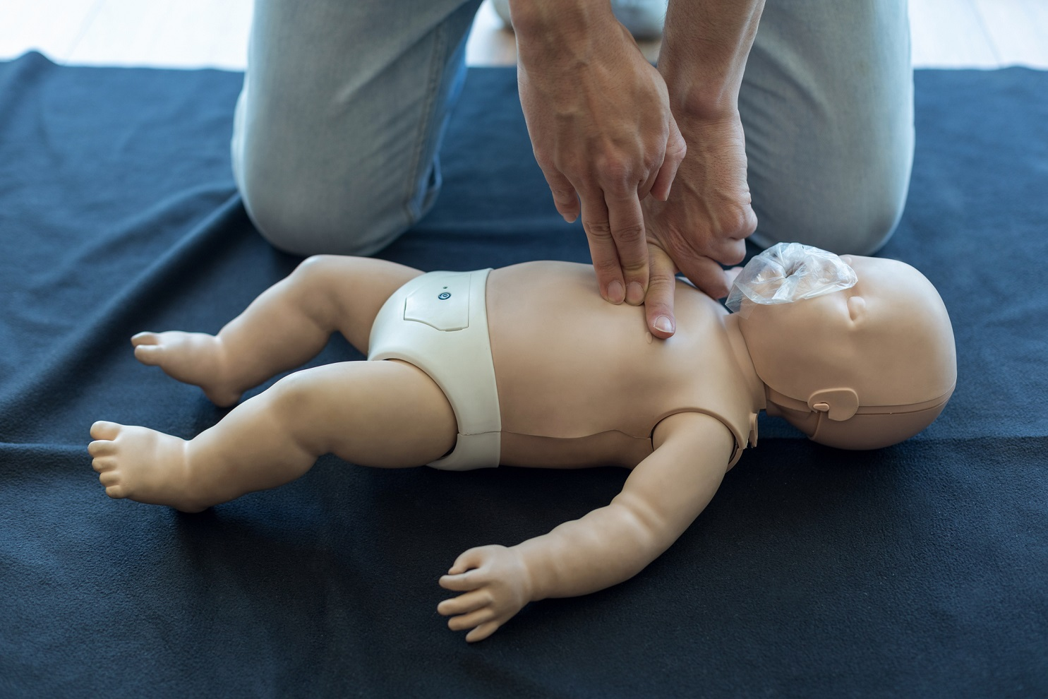 Baby simulation
