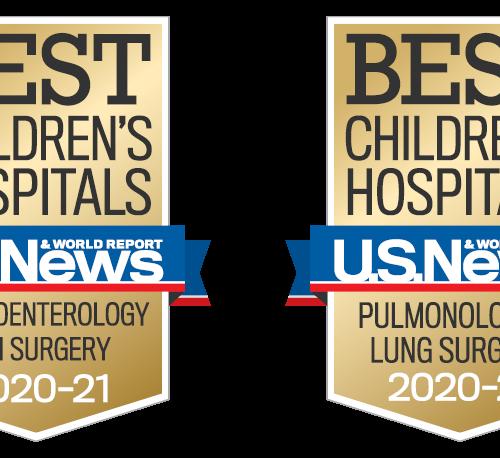 Children's Hospital & Medical Center Recognized  Among Nation's Best Children's Hospitals