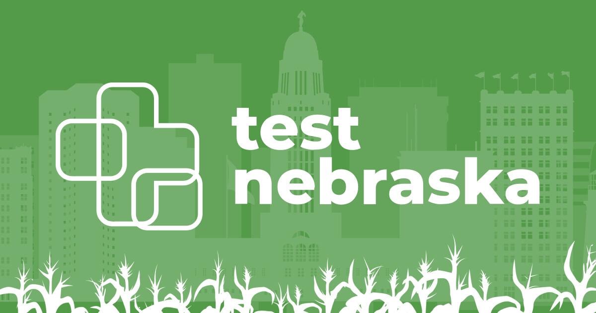 test nebraska logo