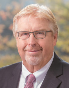 photo of Alvin Kobes Vice President Construction & Real Estate Management