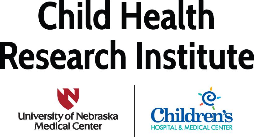 logo showing children's and unmc logos